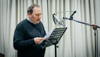 Krustpunktā Brīvais mikrofons Romas katoļu baznīcas bīskapu Andri Kravali