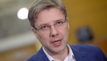 Нил Ушаков ответил на вопросы рижан в прямом эфире ЛР4