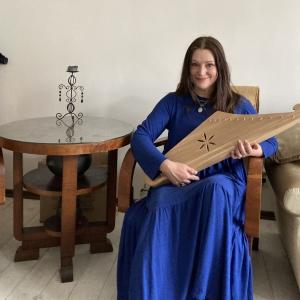 Aktrise un etnomuzikoloģe Zane Jančevska: Teātris nav māksla, ko veidot attālināti