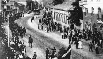 6. jūlijs. 1919.gadā Rīgā iemaršē Jorģa Zemitāna vadītās Ziemeļlatvijas brigādes daļas