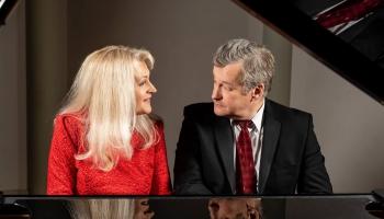 """Pirmatskaņojums """"Klasikā""""! Klavieru duets Agra Dimante un Arnolds Dimants"""