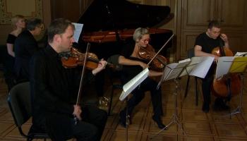 Pārsteidzošs Prokofjevs, orķestra pazinējs Zaļupe un ikonu zīmētājs Vasks