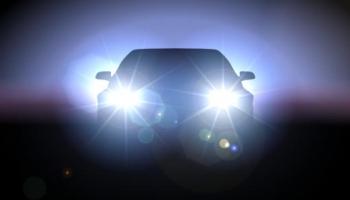 Viss par auto gaismām