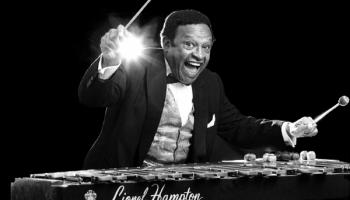 Svinga ēras leģenda – vibrafona spēles meistars Laionels Hemptons