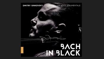 """""""Klasikā"""" pirmoreiz! Ieraksti no albuma """"Bach in Black"""""""