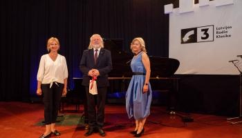 Ventis Zilberts spēlē latviešu mūziku, kas vēl nekad nav skanējusi Latvijas Radio