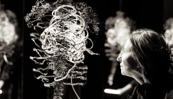 Tatjana Nežberte: Māksla palīdz mums realizēties un izteikt iekšējo sāpi