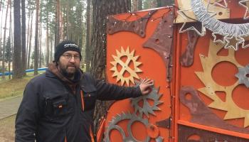 Valdis Grebežs: amatniecību apvienot ar uzņēmējdarbību ir izaicinājums