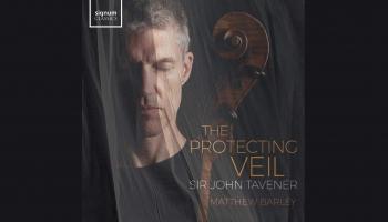 """""""Klasikā"""" pirmoreiz. CD """"The Protecting Veil"""" (""""Signum Classics"""", 2019)"""