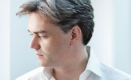 """Igors Levits, Bavārijas RSO un diriģents Edvards Gārdners Minhenes """"Gasteig"""" koncertzālē"""