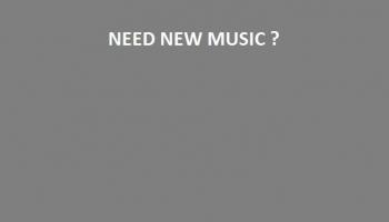 Mūzikas jaunumi - ziema 2020&1