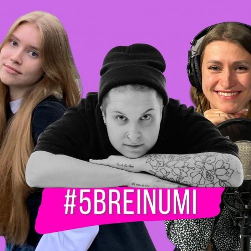 #5BREINUMI: Konstruētā realitāte, robežas un sociālie mediji