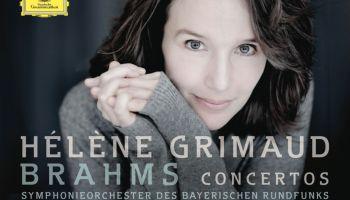 Šopēna Otrā balāde un Helēnas Grimo, Andra Nelsona Brāmsa klavierkoncerti
