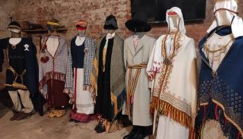 В Лудзе создают аутентичные народные костюмы