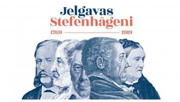 """Par grāmatniecību izstādē """"Jelgavas Stefenhāgeni"""" Ģederta Eliasa Jelgavas muzejā"""