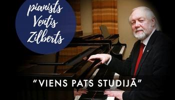 Ventis Zilberts spēlē latviešu mūziku, kas nekad nav skanējusi Latvijas Radio