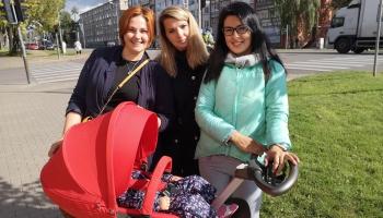 Daudzbērnu biedrība Daugavpilī: lielas ģimenes kļūst par modes lietu
