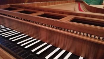 Mūzikas akadēmija tikusi pie āmuriņklavierēm - 1780.gada instrumenta kopijas