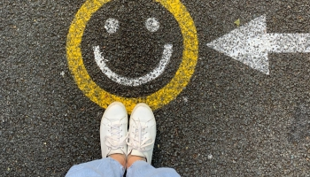 """Kad """"iekšiņa"""" sakrīt ar """"āriņu"""" jeb kā būt laimīgam un psiholoģiski noturīgam"""