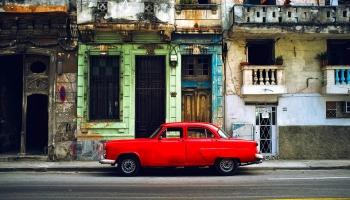 Кубинская ретроспектива: от продуктов по карточкам до личной машины