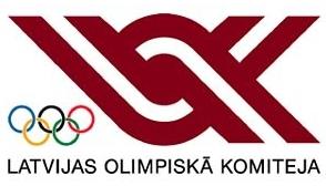 Rīta Rosmē vingro kopā ar Latvijas Olimpisko komiteju