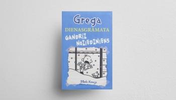 """""""Grega dienasgrāmata. Gandrīz noziedznieks"""" un """"Nikijas dienasgrāmata"""""""