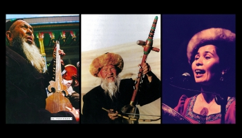 Uiguru mūzika
