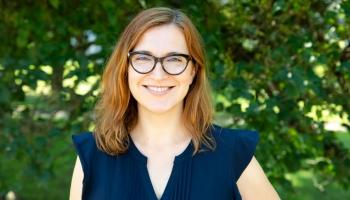 Monopola viešņa antropoloģe Ieva Puzo