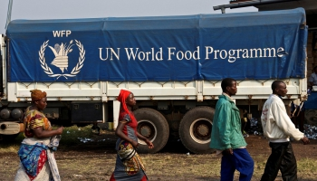 Nobela miera prēmija šogad piešķirta ANO Pārtikas programmai