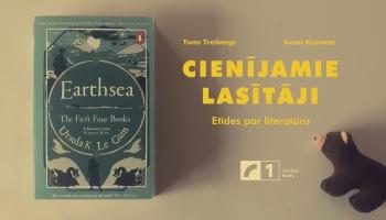 """Ursulas K. Le Gvinas """"Jūrzeme"""" - stiprs fundaments fantāzijas literatūras ēkā"""