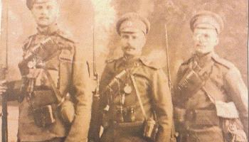 Latvijas armijai - 100. Karavīra Jāņa Pētersona no Straupes dzīvesstāsts