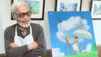 Japāņu animatoram Hajao Mijadzaki – 80