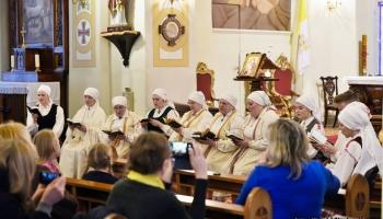 """""""Gavēņa laika katoļu tradicionālās Dīva dzīsmes"""" Sv. Marijas Magdalēnas baznīcā"""