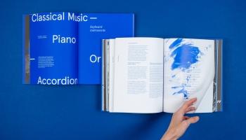 """Notver mūziku. Maija Rozenfelde par """"Stories in Sounds"""" un grafikas dizainu Latvijā"""
