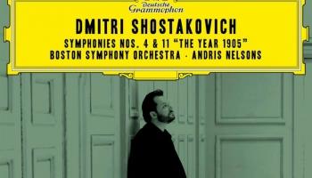 Andris Nelsons un Bostonas SO ar Dmitrija Šostakoviča 4. un 11. simfoniju