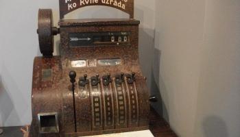 4. novembris. Džeims Ritijs patentē kases aparātu