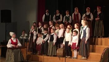 """Ropažu novada folkloras kopām """"Pērkonītis"""" un """"Oglīte"""" - 30!"""