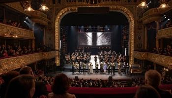 Lielās mūzikas balvas pasniegšanas ceremonija un koncerts Latvijas Nacionālajā operā