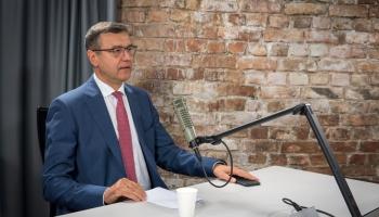 Jānis Reirs: Nākamā gada budžeta piedāvājumam lielos vilcienos iebildumu nav