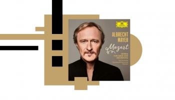 Obojista Albrehta Maijera jaunākais Mocarta mūzikas albums