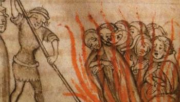 13. oktobris. Francijas karalis Filips IV uzsāka templiešu oredeņa sagrāvi