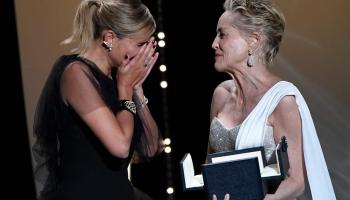 Dita Rietuma par Kannu kinofestivālu: Kino spēks bailes uzvarēja