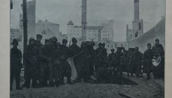 Latvijas armijas cīņas ar Bermonta karaspēku. Stāsta Valdis Kuzmins. 1.daļa