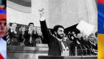 21.septembris - Armēnijas Neatkarības diena