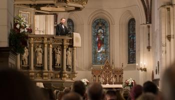 Latvijas Republikas proklamēšanas 102.gadadienai veltīts ekumēniskais dievkalpojums