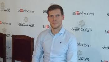 Baletdejotājs, Triju Zvaigžņu ordeņa virsnieks Arturs Sokolovs: Esmu laimīgs cilvēks
