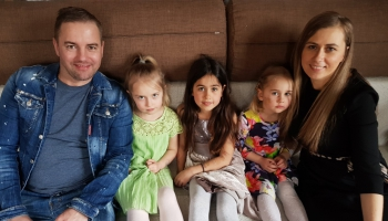 Jo rauj, jo bļauj. Mīklas min Dumbrovsku ģimene Rīgas Torņkalnā