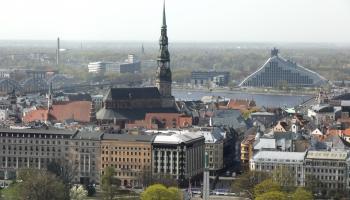 Какой будет Рига через 20 лет: урбанистика с элементами футорологии