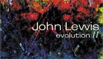 "Pianists Džons Lūiss albumā ""Evolution II"" (2001)"