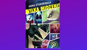 """Annas Starobiņecas zvērīgais detektīvs bērniem """"Vilka midzenis"""""""